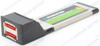 Адаптер ExpressCard to SATA Manhattan 515245