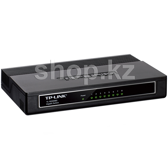 Switch  8 port TP-Link TL-SG1008D
