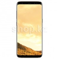 Смартфон Samsung Galaxy S8+, 64Gb, Gold (SM-G955F)
