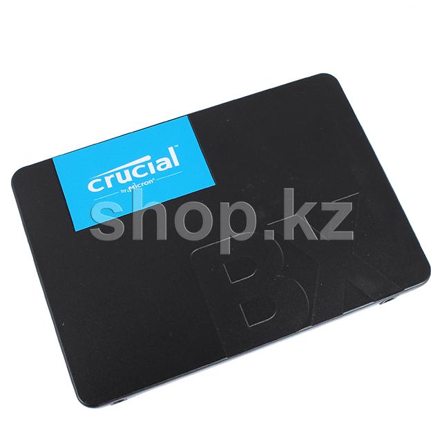 SSD накопитель 120 Gb Crucial BX500, 2 5