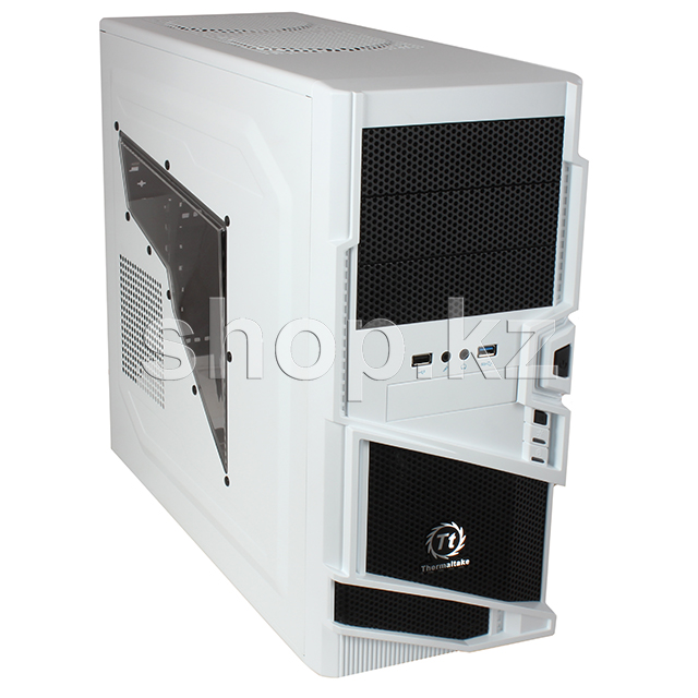Корпус Thermaltake Commander MS-I Snow Edition, White