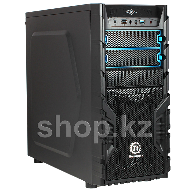 Корпус Thermaltake Versa H23, Black