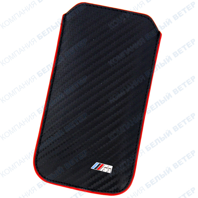 Чехол для iPhone 5 CG MOBILE BMW (BMPOP5MC), Black