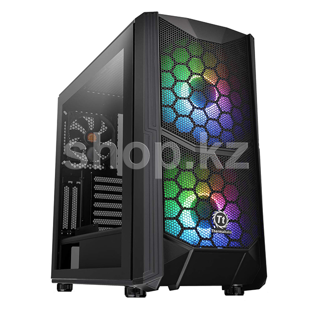 Корпус Thermaltake Commander C35 TG ARGB, Black