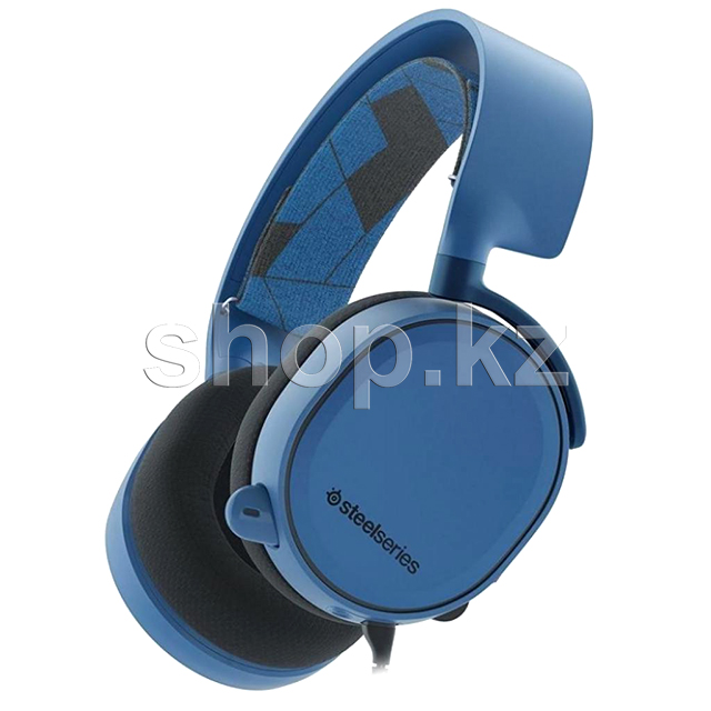 Гарнитура SteelSeries Arctis 3, Blue
