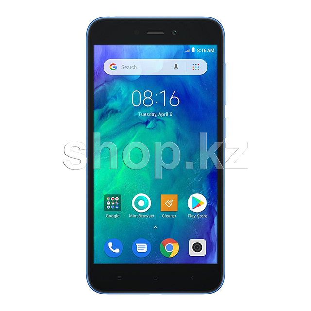 Смартфон Xiaomi Redmi Go, 8Gb, Blue