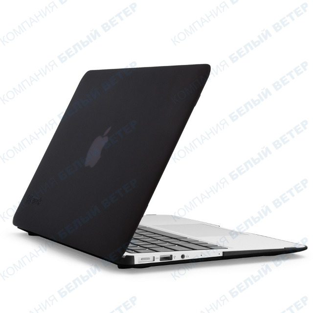 "Чехол для MacBook Air Speck SeeThru SATIN, 11"", Black"