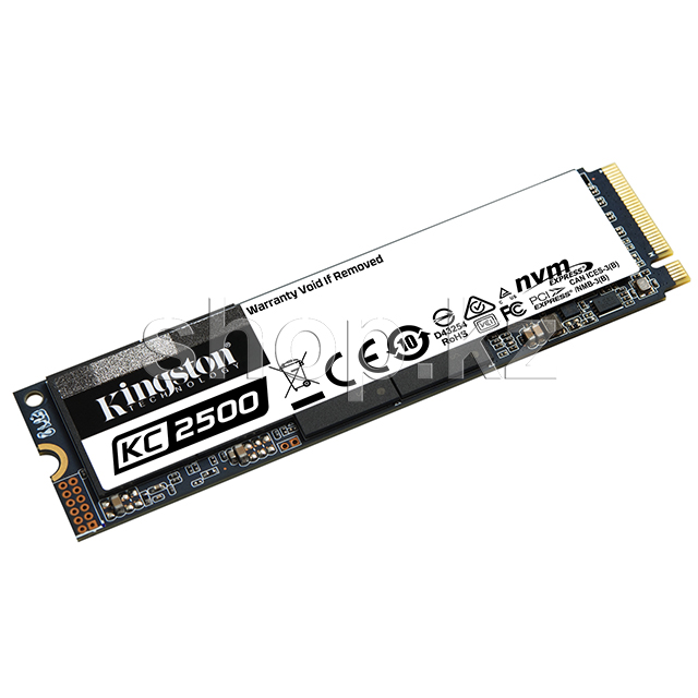 SSD накопитель 1000 Gb Kingston KC2500, M.2, PCIe 3.0