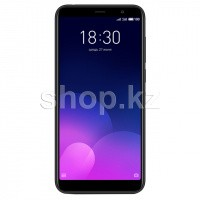 Смартфон Meizu M6T, 32Gb, Black (M811H)