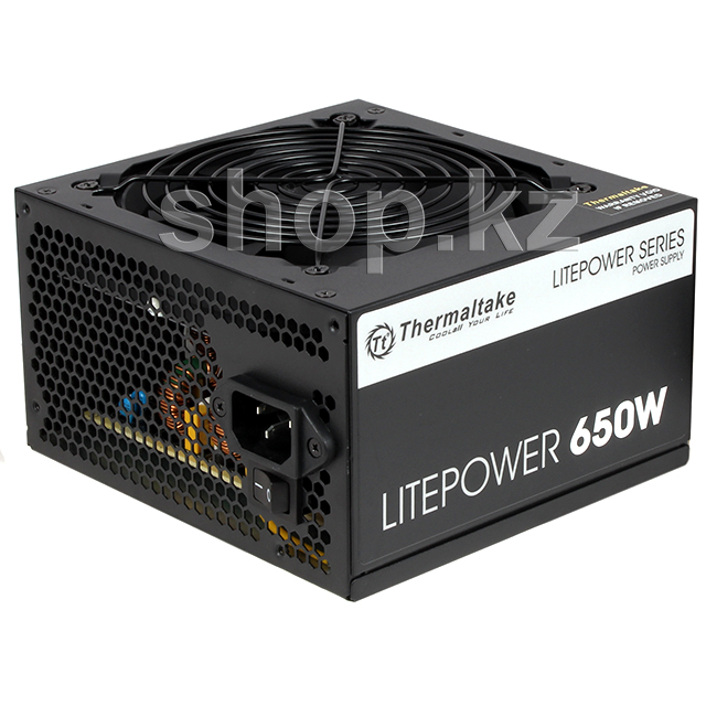 Блок питания ATX 650W Thermaltake Litepower