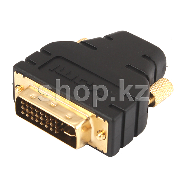 Переходник HDMI - DVI-I Ship SH6047-B, BOX
