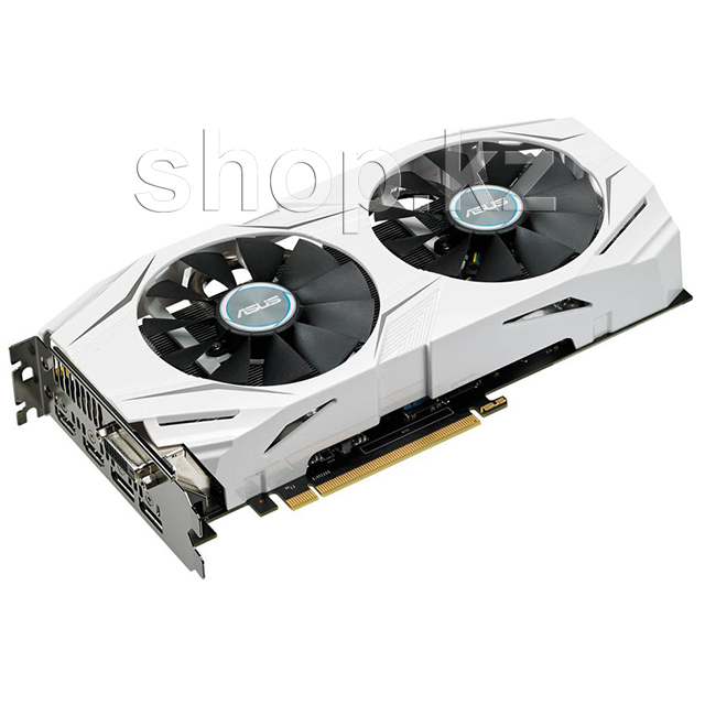 Видеокарта PCI-E 6144Mb ASUS GTX 1060 Dual OC, GeForce GTX1060