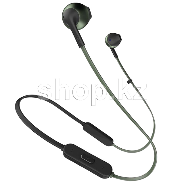 Bluetooth гарнитура JBL Tune 205BT, Green