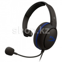 Гарнитура Kingston HyperX Cloud Chat PS4, Black-Blue