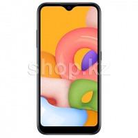 Смартфон Samsung Galaxy A01, 16Gb, Black (SM-A015)