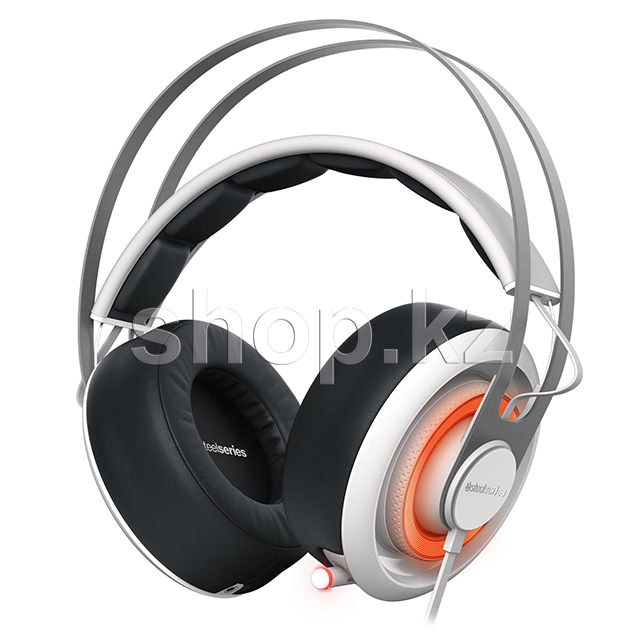 Гарнитура SteelSeries Siberia 650, White