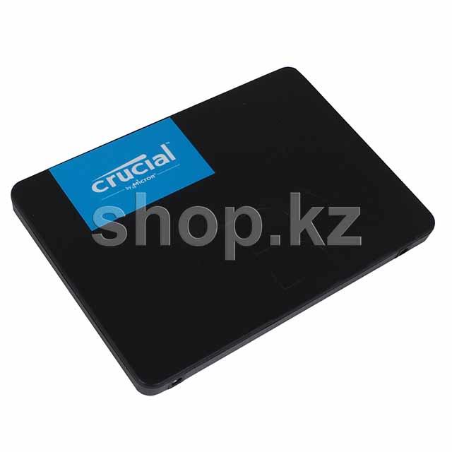 SSD накопитель 240 Gb Crucial BX500, 2 5