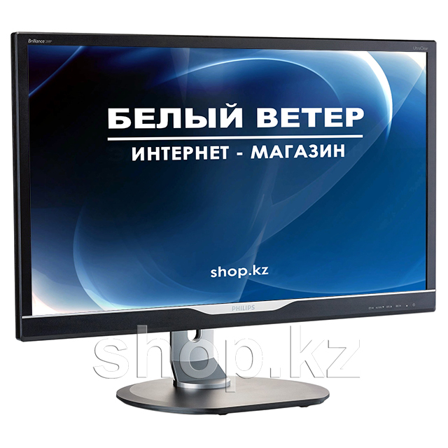 "Монитор 28"" Philips 288P6LJEB, Black"