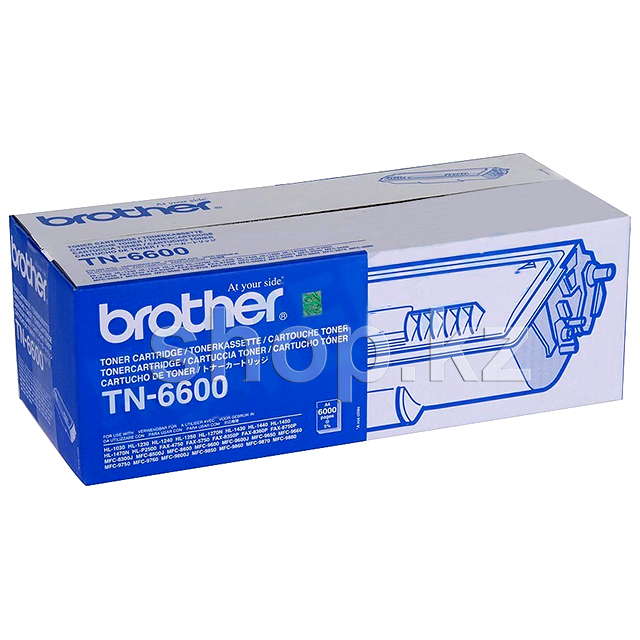 Картридж Brother TN-6600 - Black