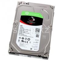 "Жесткий диск HDD 4000 Gb Seagate IronWolf NAS (ST4000VN008), 3.5"", 64Mb, SATA III"