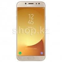 Смартфон Samsung Galaxy J7 (2017), 16Gb, Gold (SM-J730F)