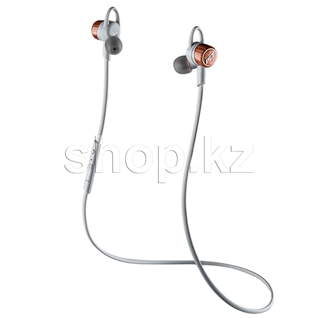 Bluetooth гарнитура Plantronics BackBeat GO 3, Gray-Orange