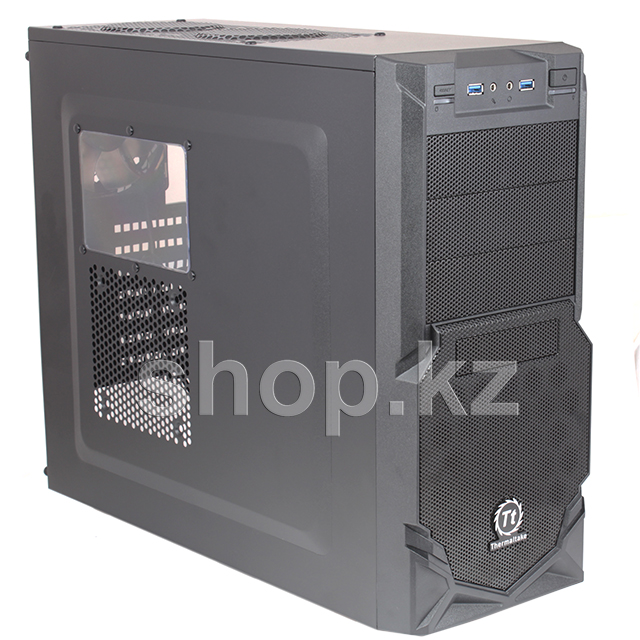 Корпус Thermaltake Commander MS-II, Black