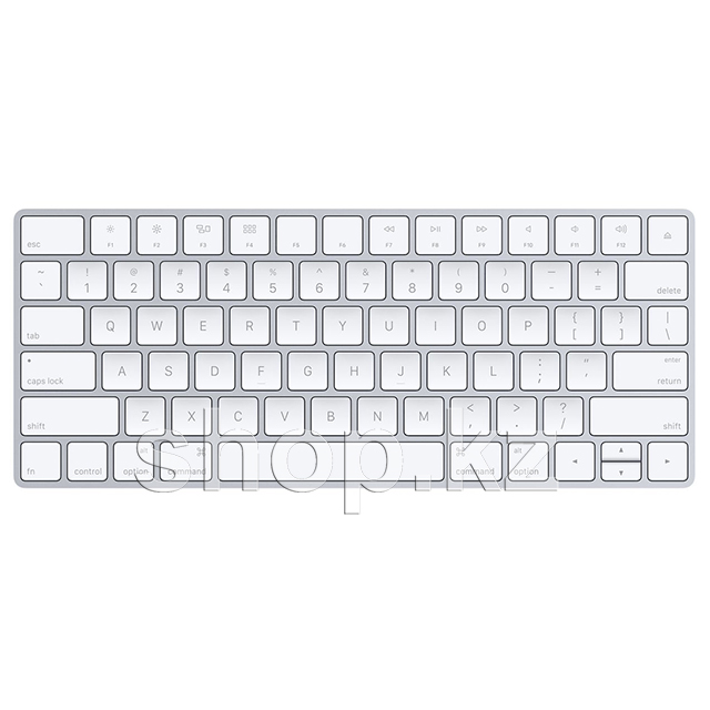 Клавиатура Apple Magic Keyboard MLA22, White, Bluetooth