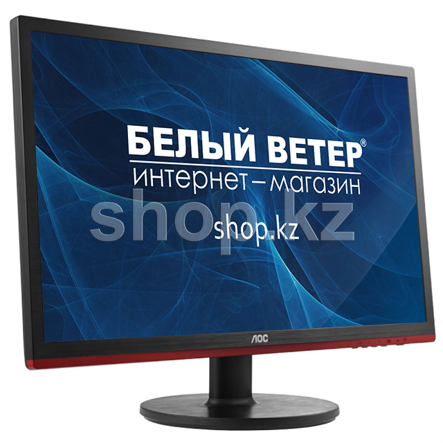 "Монитор 21.5"" AOC G2260VWQ6, Black-Red"
