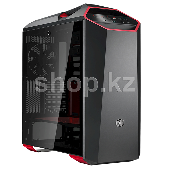 Корпус Cooler Master MasterCase MC500Mt, Black-Red