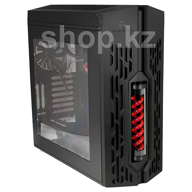 Корпус DeepCool Genome, Black-Red