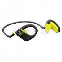 Bluetooth гарнитура JBL Endurance Dive, Black-Yellow
