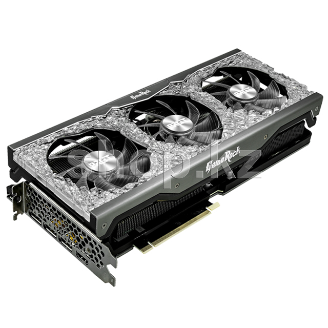 Видеокарта PCI-E 10240Mb Palit RTX 3080 GameRock OC, GeForce RTX3080