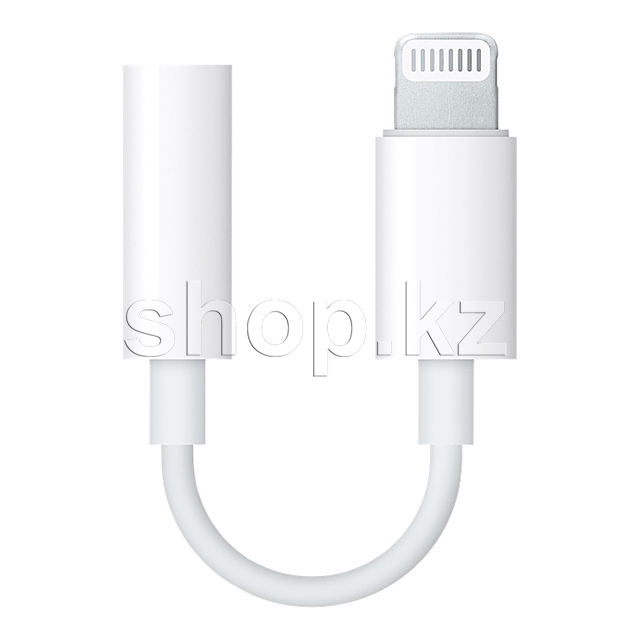 Переходник Apple Lightning to 3.5 mm Headphone Jack