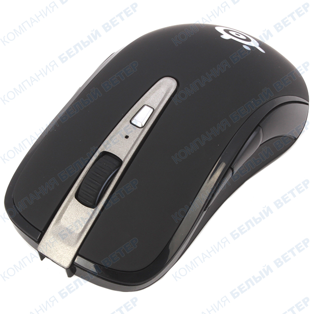 Мышь SteelSeries Sensei Wireless, Black, USB