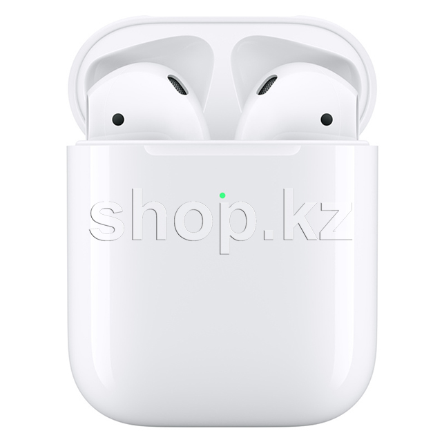 Bluetooth гарнитура Apple AirPods (2019) with Wireless Charging Case