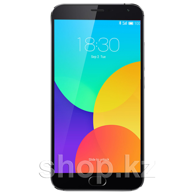 Смартфон Meizu MX5, 16Gb, Silver-Black (M575H)