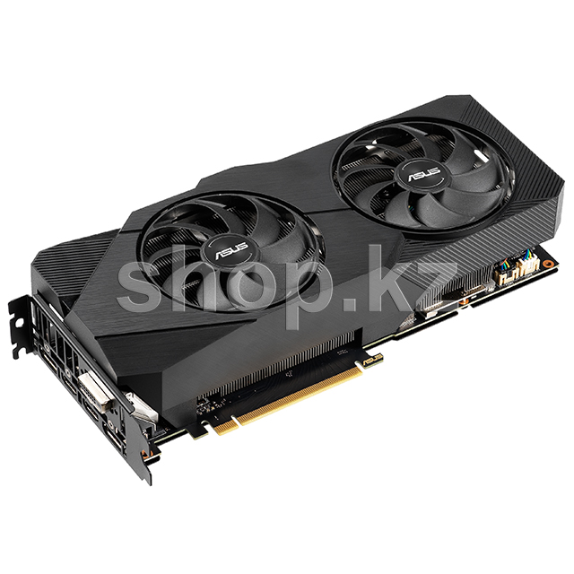 Видеокарта PCI-E 8192Mb ASUS RTX 2060 Super Dual Evo OC, GeForce RTX2060Super