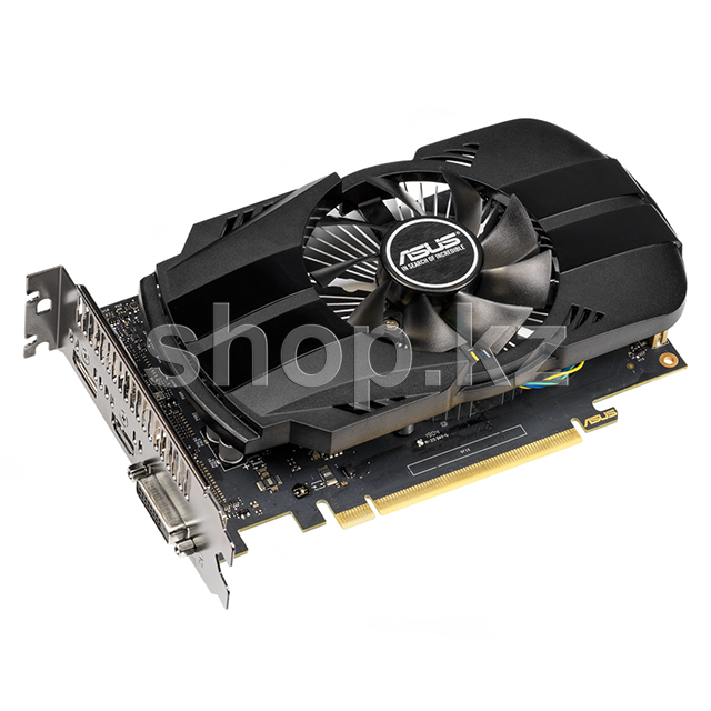 Видеокарта PCI-E 4096Mb ASUS GTX 1650 Phoenix, GeForce GTX1650