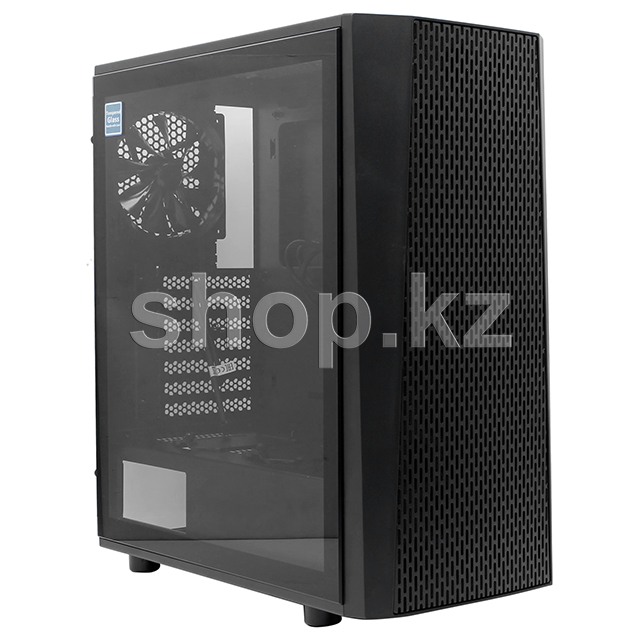Корпус Thermaltake Versa J24 TG, Black