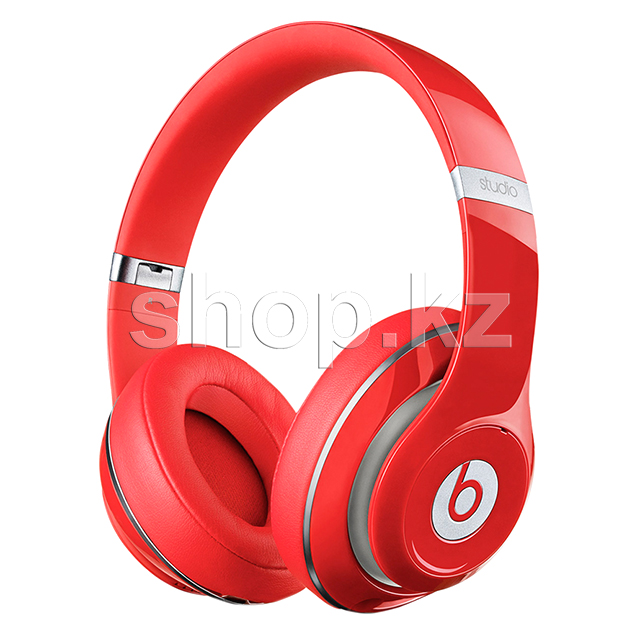 Гарнитура Monster Beats by dr.Dre Studio 2.0, Red
