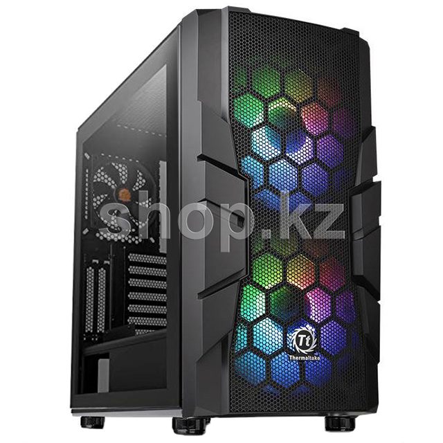 Корпус Thermaltake Commander C33 TG ARGB, Black