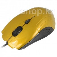 Мышь Gamdias Demeter, Optical, Gold, USB