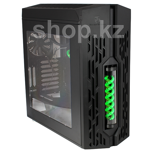 Корпус DeepCool Genome, Black-Green