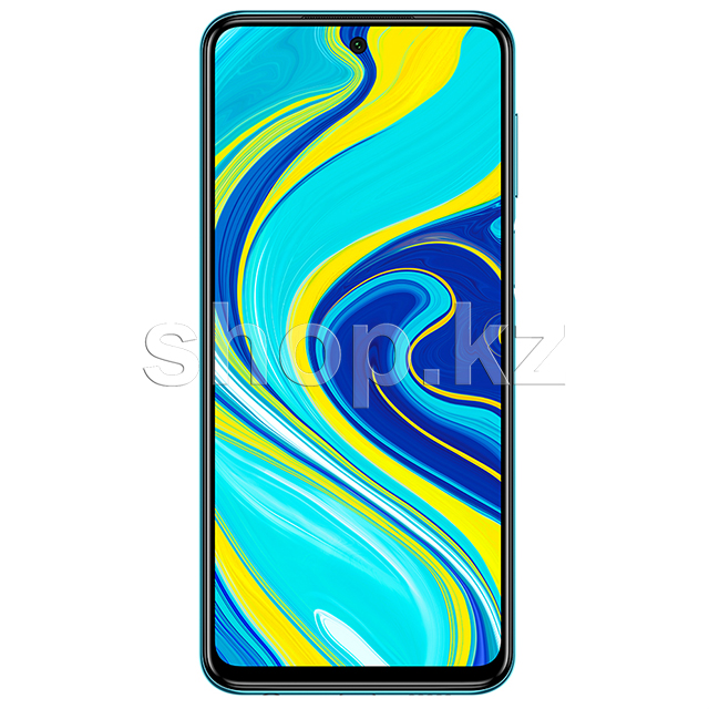 Смартфон Xiaomi Redmi Note 9S, 64Gb, Aurora Blue