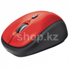 Фото Мышь Trust Yvi, Red, USB