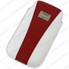 Фото Чехол для iPhone 5 DCI Mobile Aston Martin, White-Red