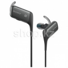 Фото Bluetooth гарнитура Sony MDR-AS600BT, Black
